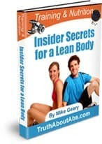 cover of Insider Secrets for a Lean Body