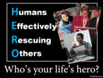 Humans Effectively Rescuing Others used as a header image