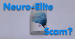 a bottle of Neuro-Elite used as the header image
