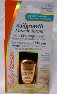 a picture of Sally Hansen nailgrowth miracle serum