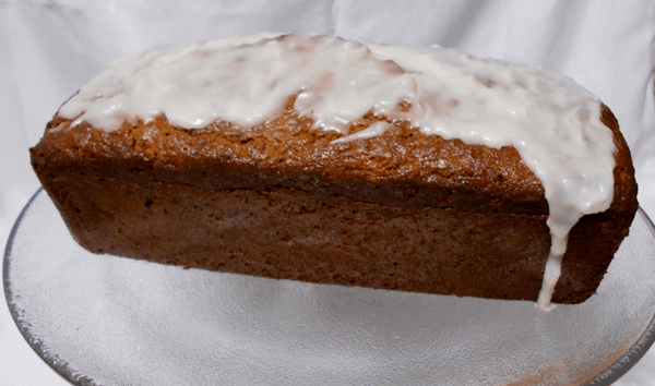 picture of my favourite banana bread